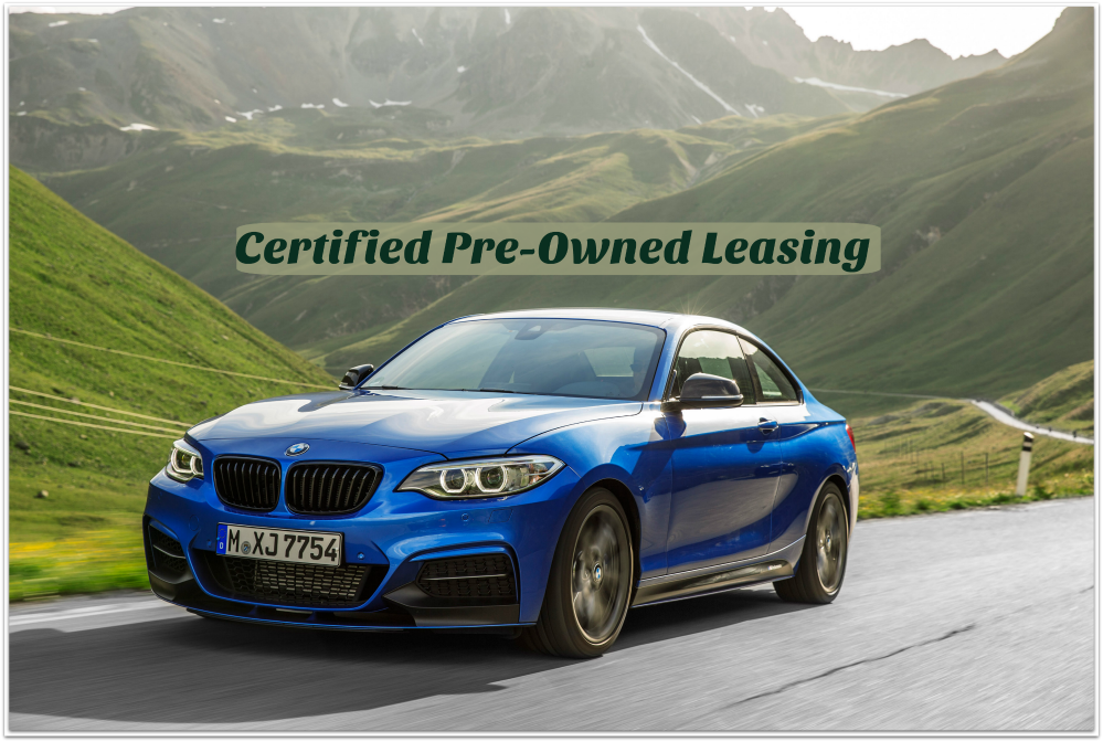 Bmw Leasing Would You Lease A Used Luxury Car With Images Bmw Car New Cars