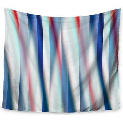 "East Urban Home Ambient 12' by Bruce Stanfield Tapestry and Wall Hanging Size: 51"" H x 60"" W x 0.25"" D"