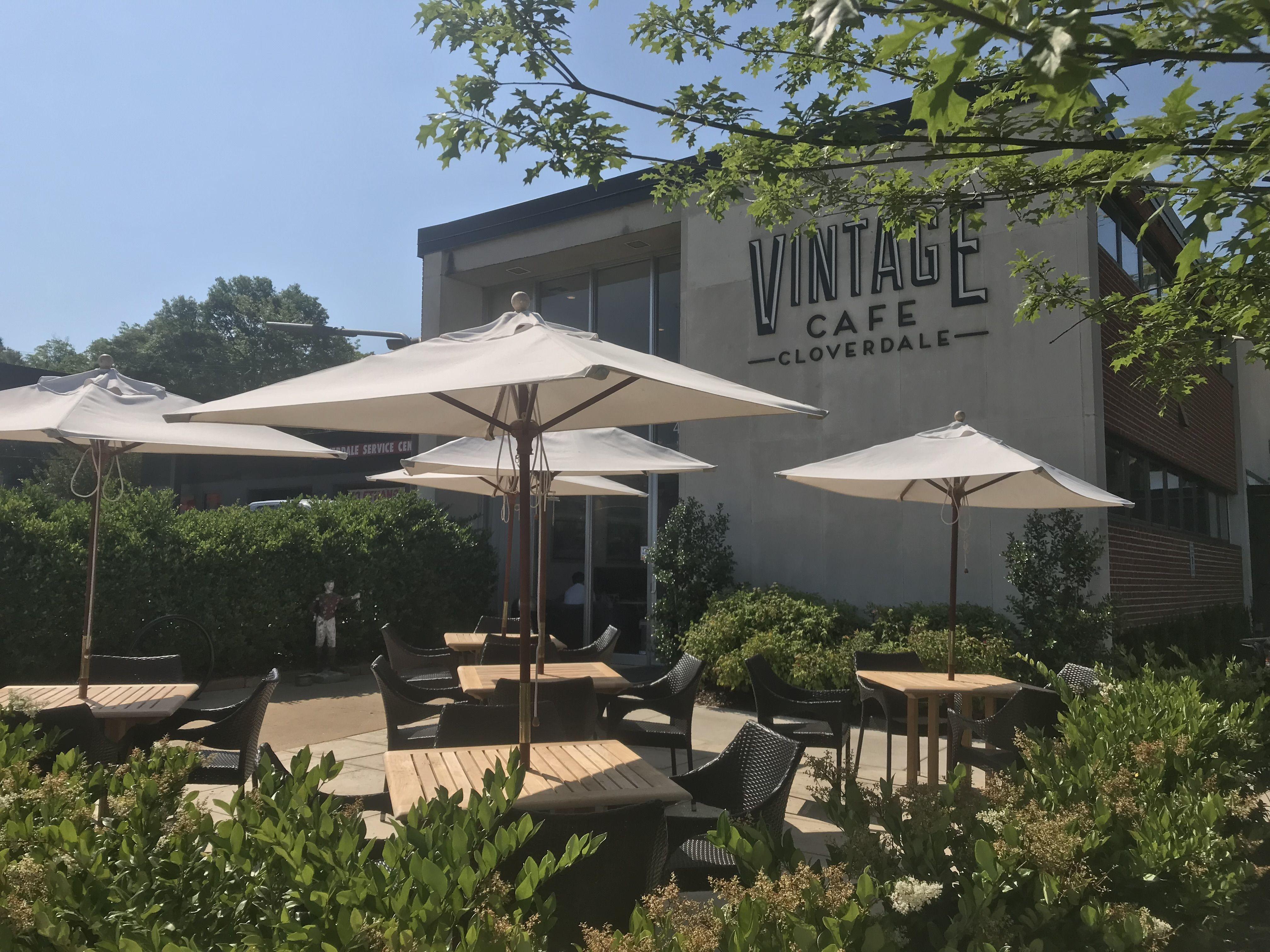 Vintage Cafe Celebrates One Year Anniversary Vintage Cafe One Year Anniversary Cafe