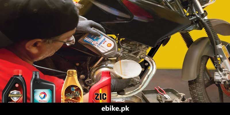 Leading Motorcycle Engine Oil Brands In Pakistan 2018 Ebike