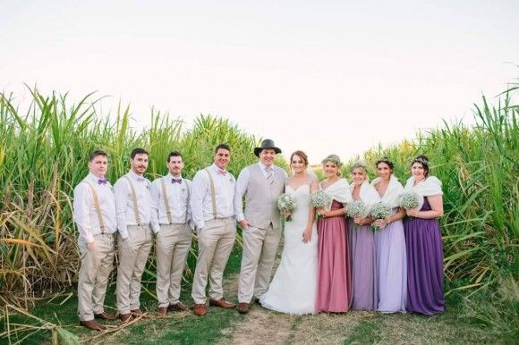 For Her and For Him » ALL REAL WEDDINGS