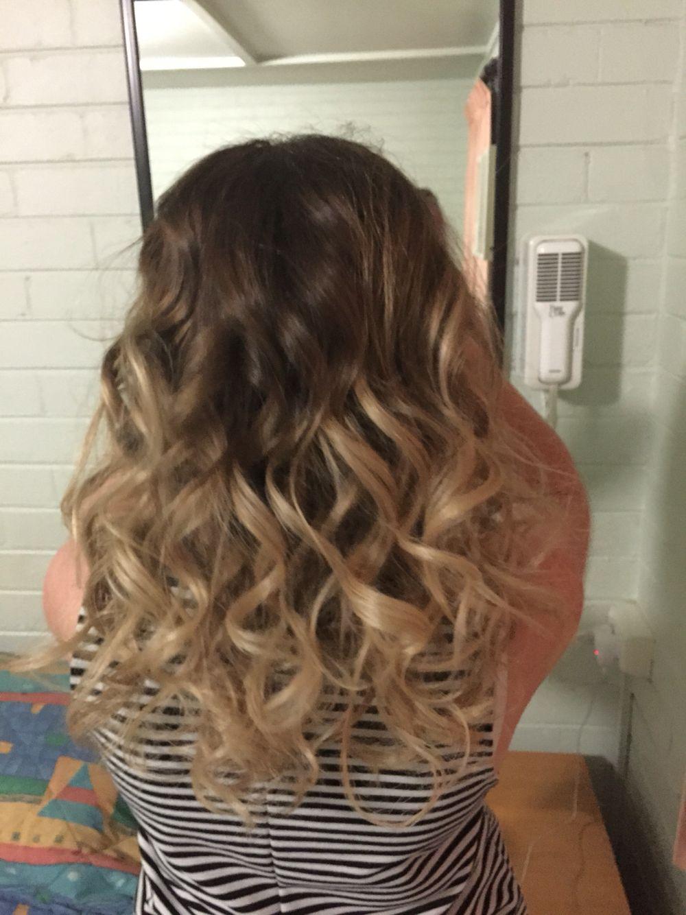 Ballayage Blond pour curly blonde ballayage | hairi <3 | pinterest | curly blonde