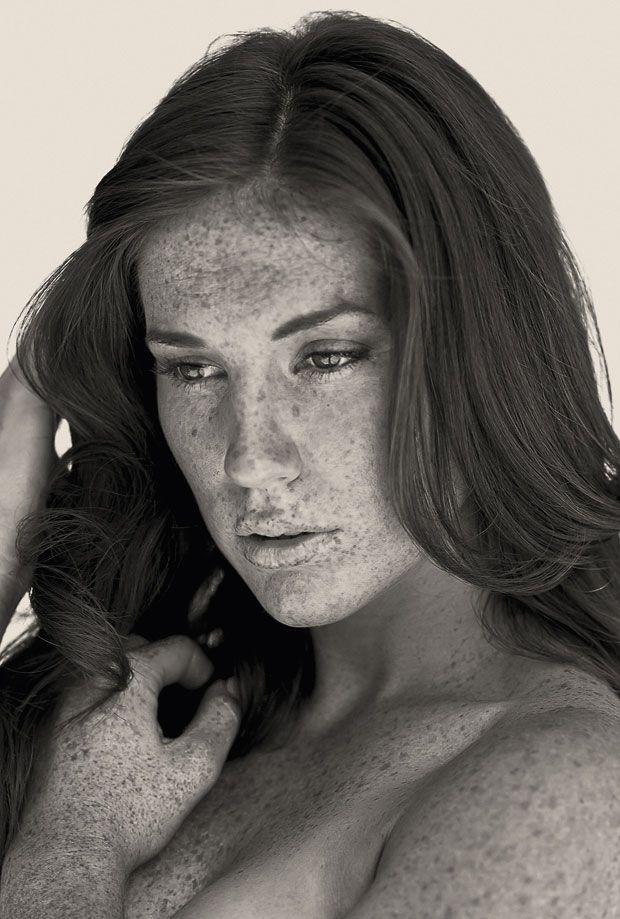 Fotograf Reto Caduff Guter Punkt  freckles