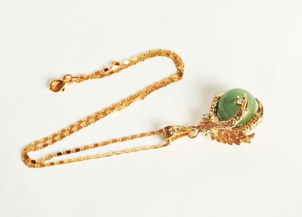 TARGARIAN Jade Rose Gold Quartz Claw