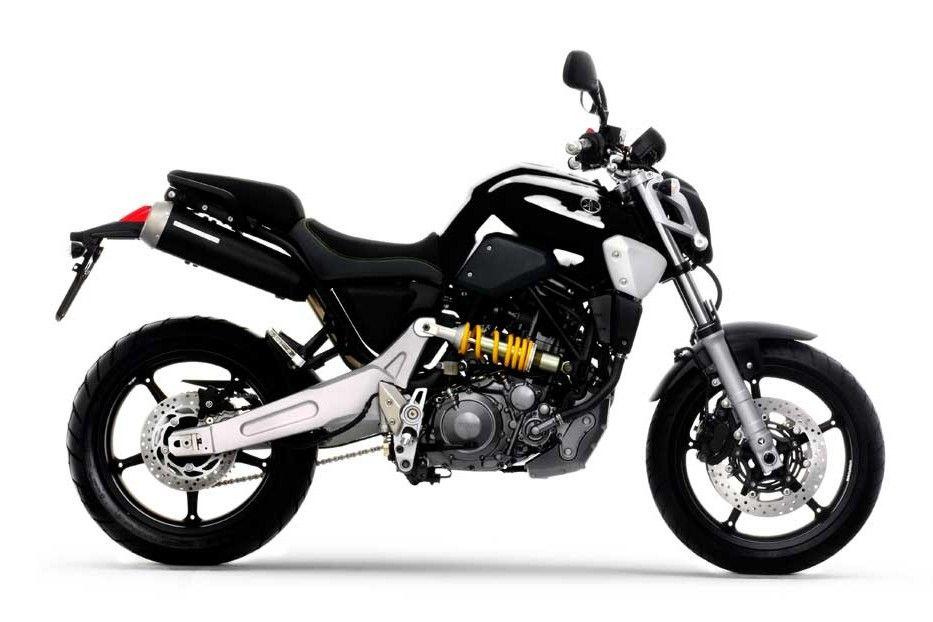 moto yamaha mt 06