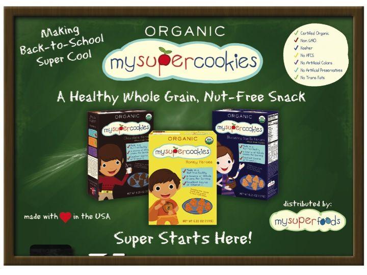 MySuperCookies launch this week! www.mysuperfoodscompany.com