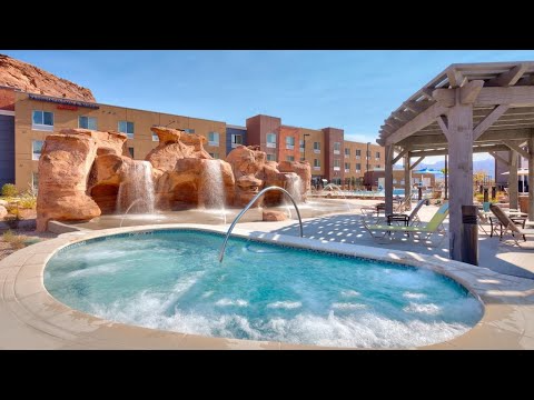 Pin By Hotels Around The World On Top Recommended Hotels In United States Travel Hotels Moab Hotels Fairfield Inn