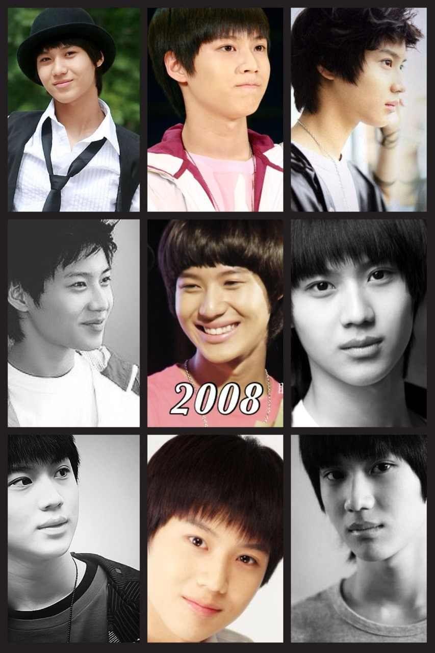 Taemin 2008 Taemin Shinee Shinee Taemin