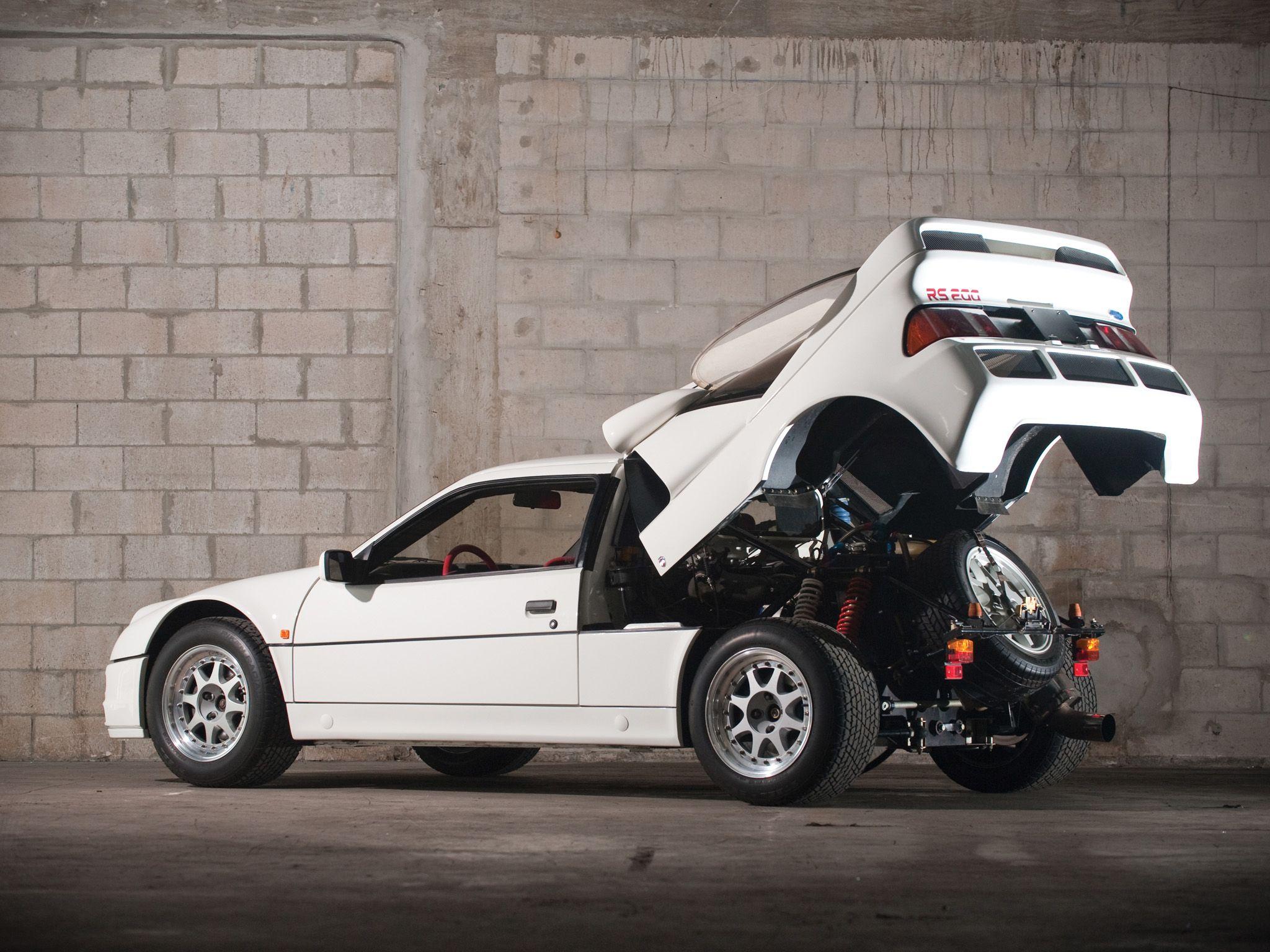 1984 86 Ford Rs200 Evolution
