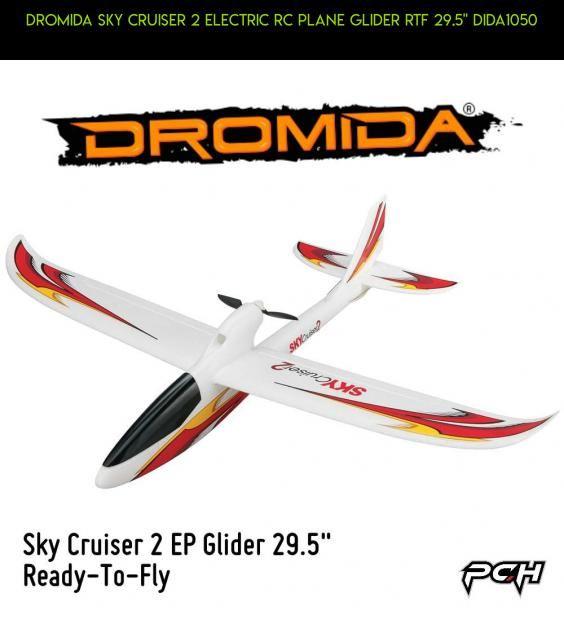 Dromida Sky Cruiser 2 Electric RC Plane Glider RTF 29 5