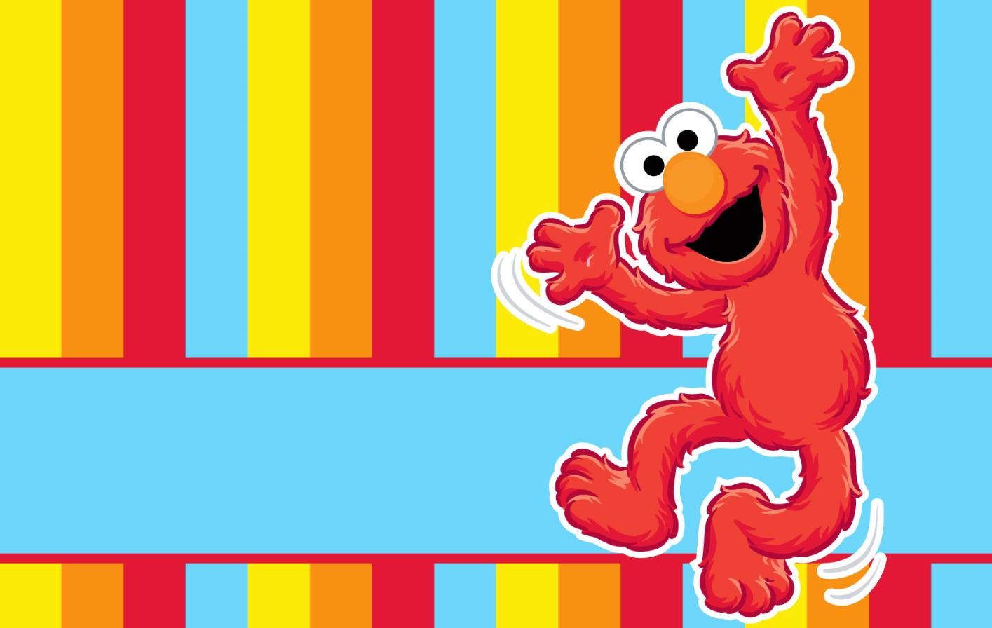 Invitaciones De Elmo Baby