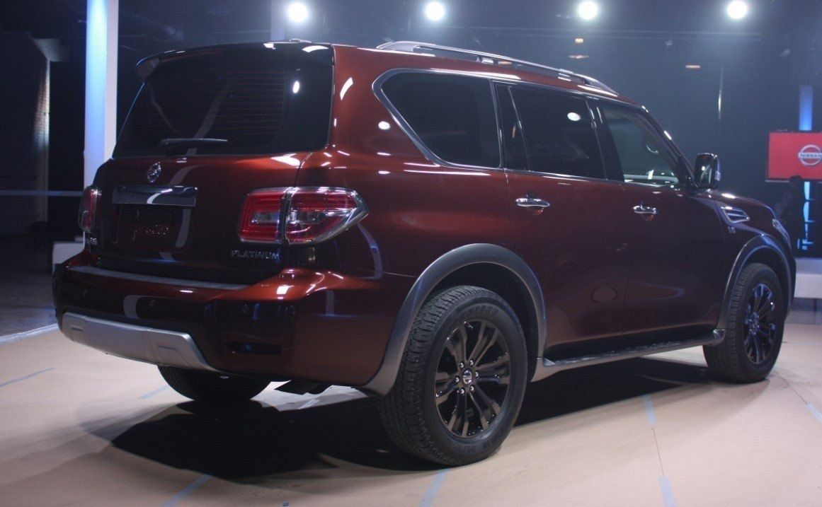 2020 Nissan Armada Redesign Release Date And Price Nissan Armada Nissan New Suv