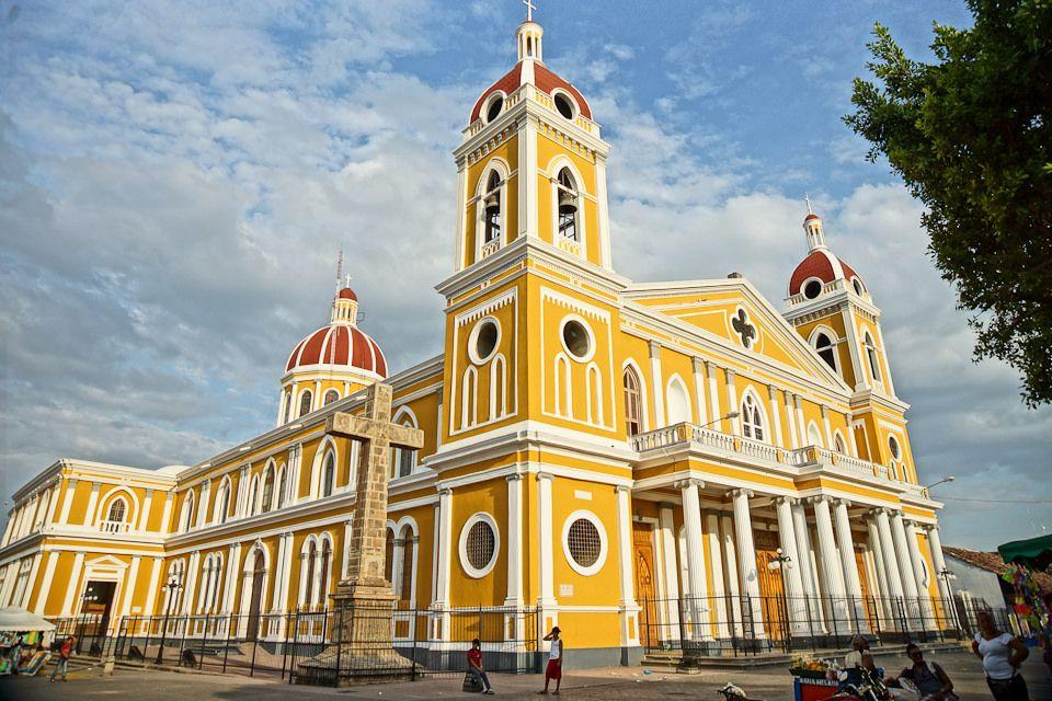 Catedral de Granada (1880-1972), Nicaragua.
