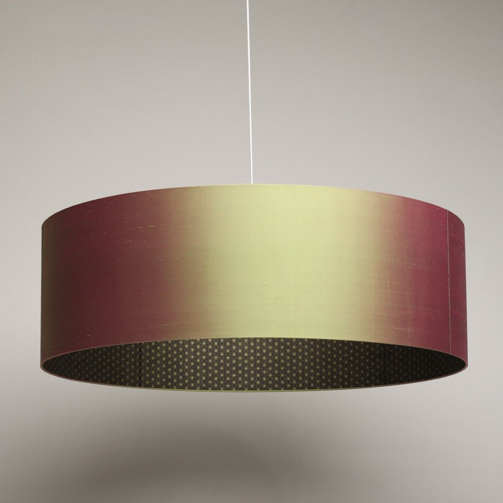 Extra Large Drum Lamp Shades — Design and Ideas   Lights ...