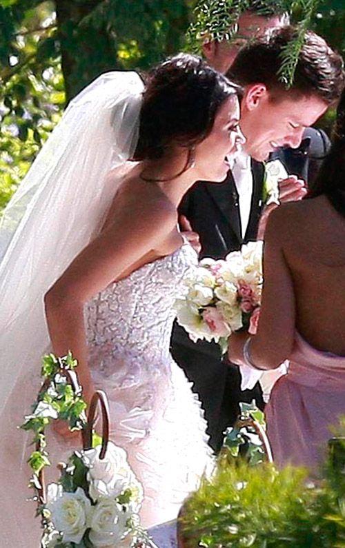 Channing Tatum And Jenna Dewan Makeup Jenna Dewan Channing Tatum Celebrity Weddings