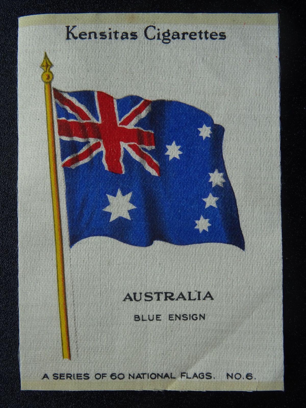 6 Australie National Flag Stock Market Flag