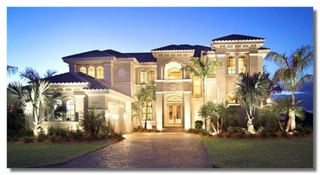Exterior Home Design Styles With Good Mediterranean Style