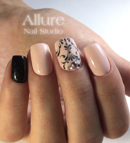 Маникюр | Видео уроки | Art Simple Nail | Simple nail design ...