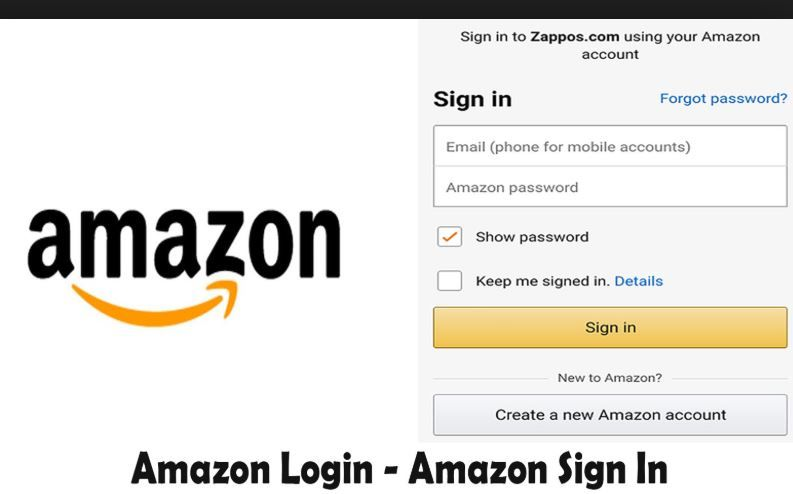 Amazon India Login Page  Login www.amazon.in - Credit Card Glob