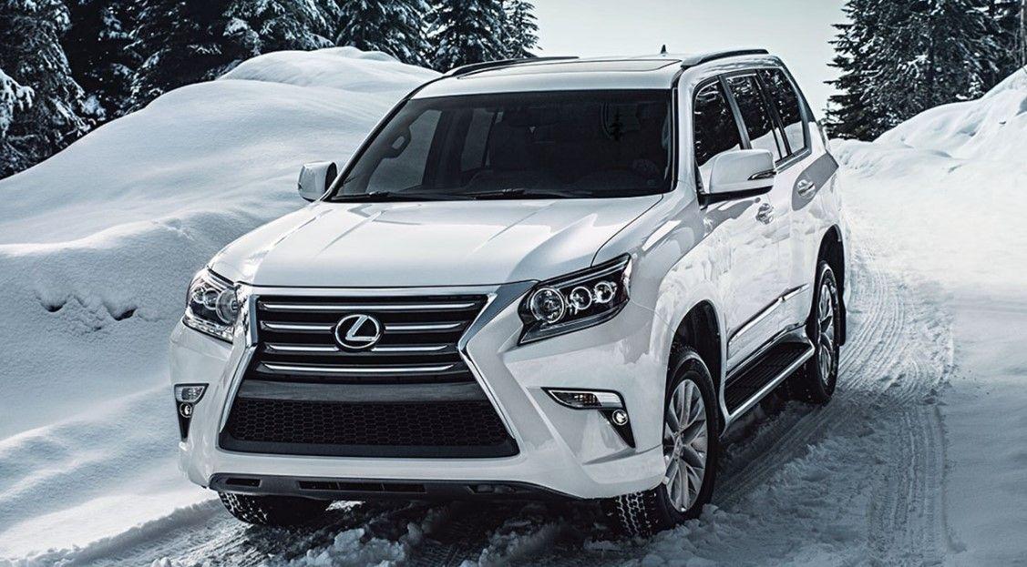 2019 Lexus Gx 460 Price Estimate Design Review Dengan Gambar
