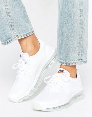 Nike Air Max Ld Zero Baskets Blanc at @giftryapp