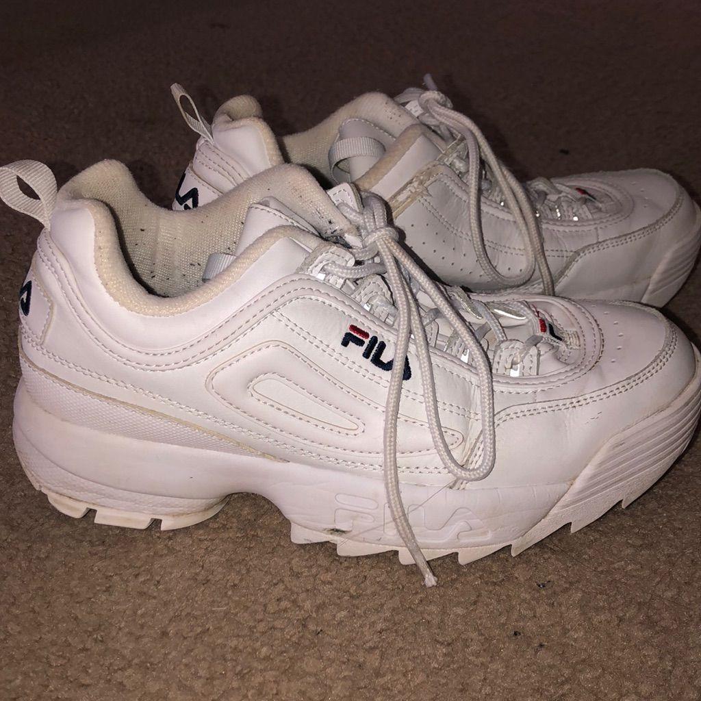 FILA Disruptor II Sneakers size 9 (With