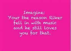 Riker Lynch   Imagine