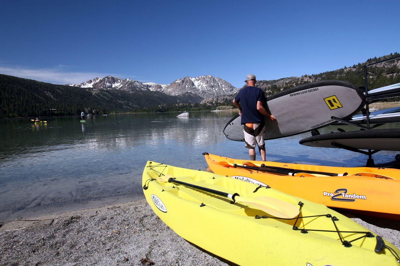 June lake kayak rental lake kayaking kayaking kayak