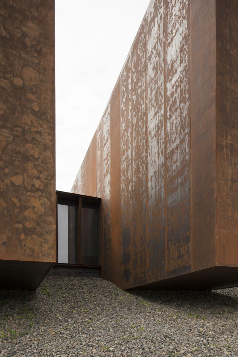 Soulages Museum Rcr Arquitectes Passelac Roques Architectes