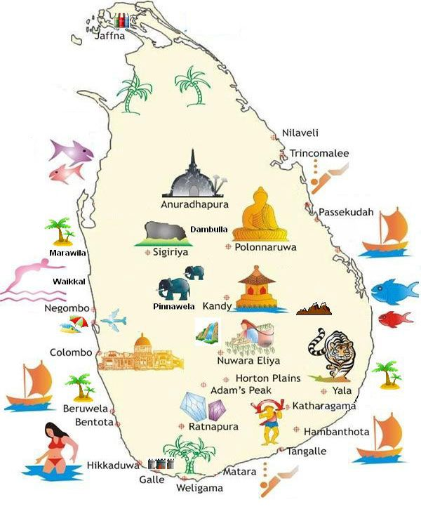 Discover Sri Lanka Bernard Tours Pvt Ltd Tour operators Sri