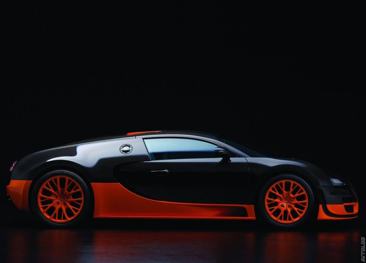 2011 Bugatti Veyron Super Sport 부가티 베이론 부가티 자동차