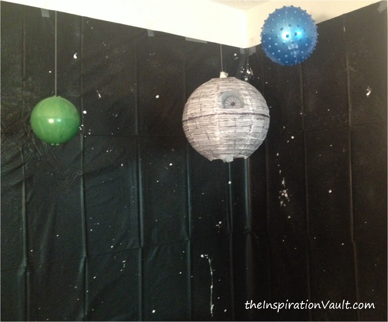 Star Wars Party Decorations Inspovault Forcefriday Starwars
