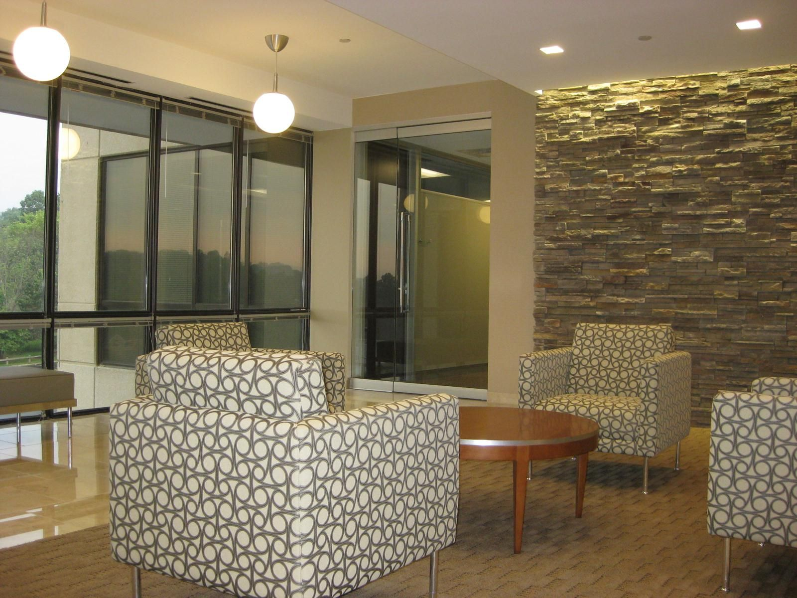Funeral Home Office Design Corporate