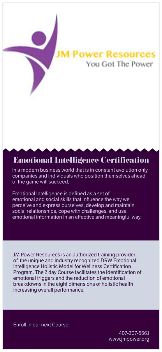 What is the Emotional Intelligence Certification? | Emotional ...