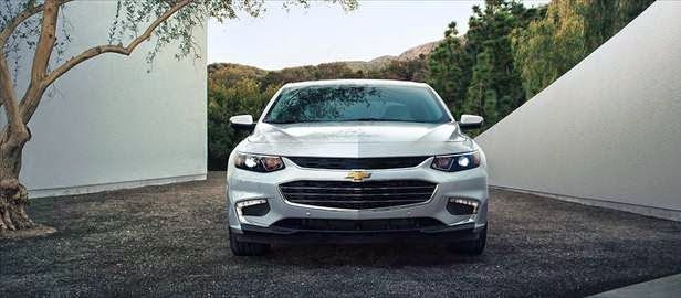 The New 2016 Chevy Malibu ing Soon to Hoselton Chevrolet in