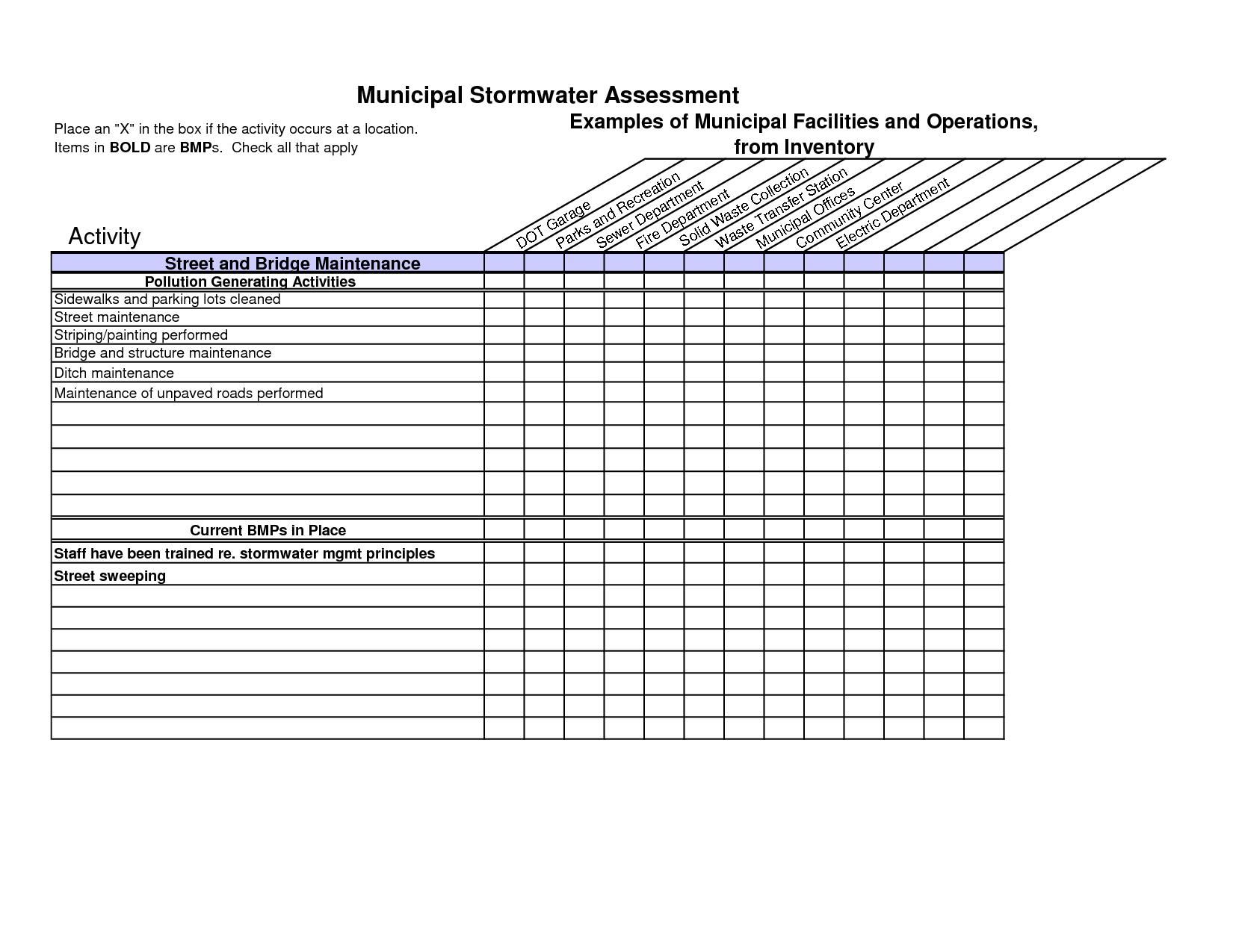 Restaurant Liquor Inventory Spreadsheet