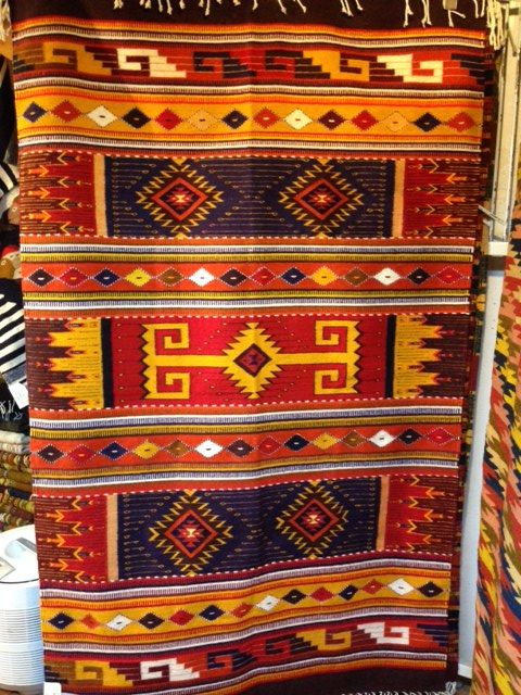 Handwoven For You In Oaxaca Mexico Using Only The Finest