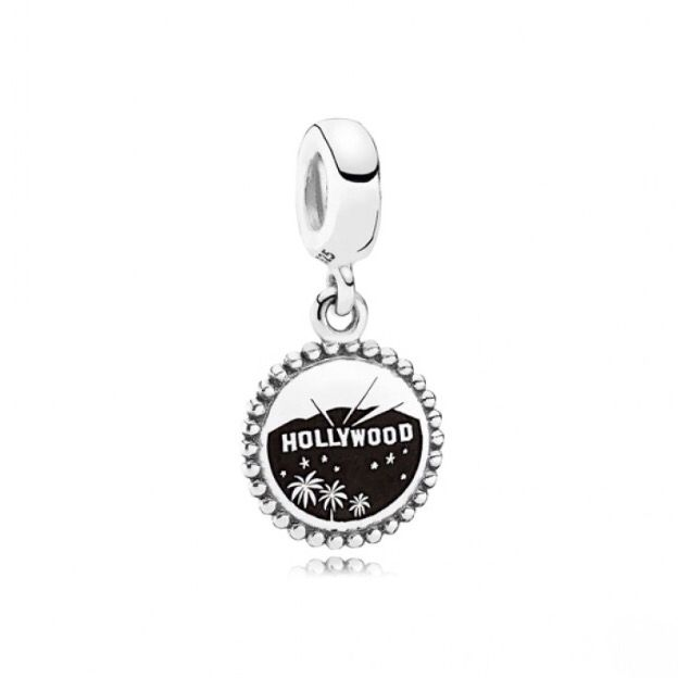 a19482a0c Hollywood Pandora charm. I like this one because it looks like the New York  on that I have.