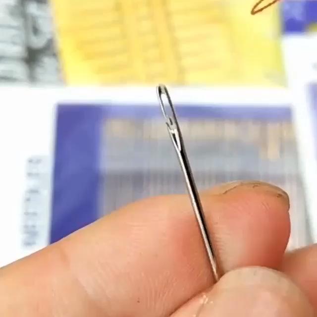 50% OFF 75% OFF - 12 PCS Self-threading Needles