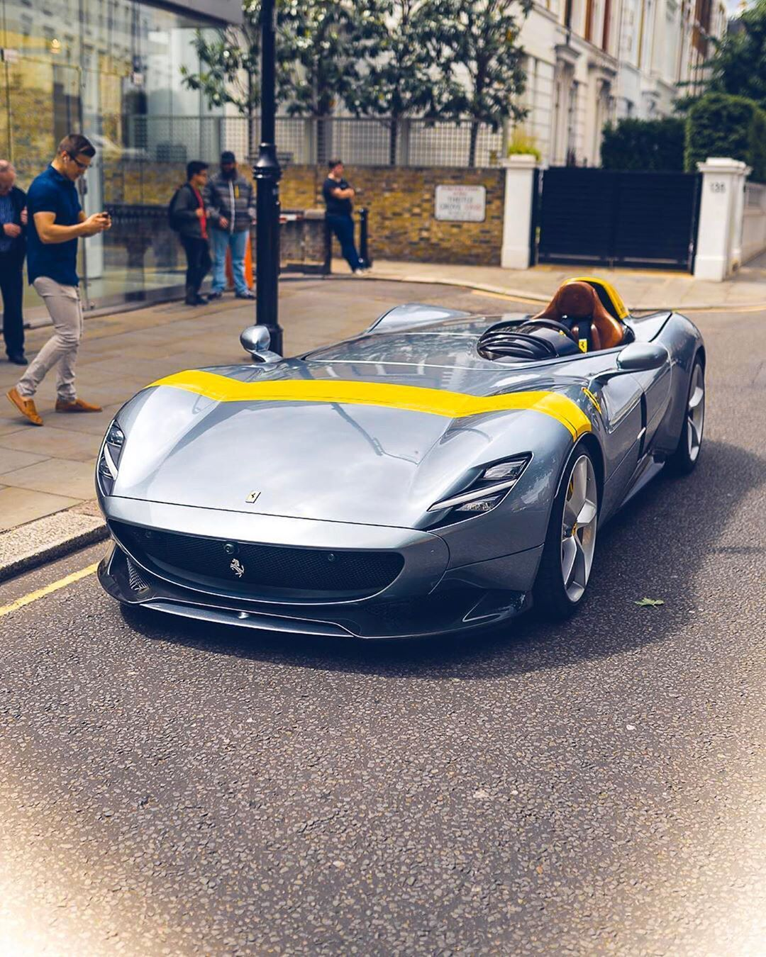 Ferrari Limited Edition On Instagram Ferrari Icona Series Monza Sp1 Sammooresphoto Ferrari Top Cars Sport Cars