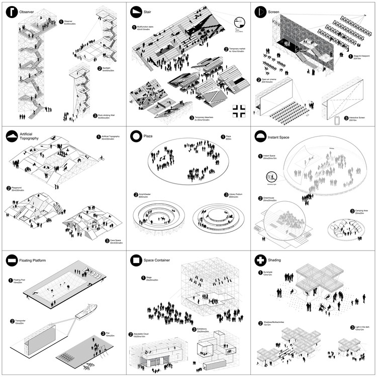 Sava Installation / Openact Architecture + Sara Palomar Studio | ArchDaily