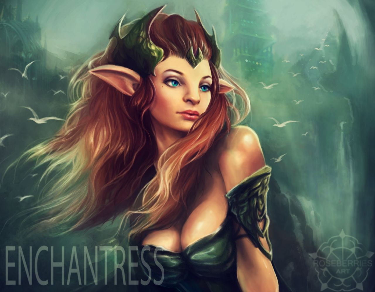 best 25 enchantress dota ideas