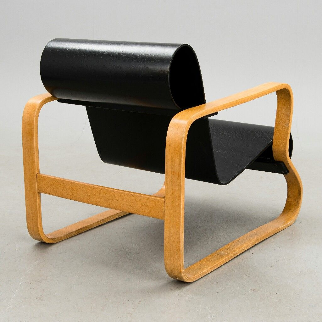 Alvar Aalto Nr 41 Paimio Famous Furniture Designers Chair Design Furniture Design