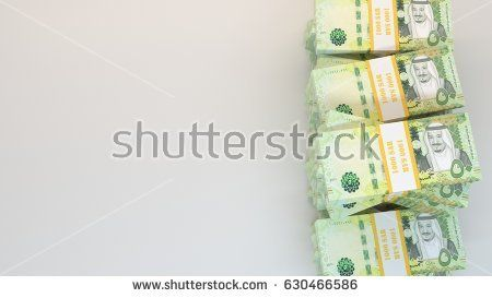 Money Background Saudi Riyal Ten Fifty One Hundred And Five Hundred Bills ريال سعودي عملة عملات نقود فلوس Money Background Photo Editing Stock Photos