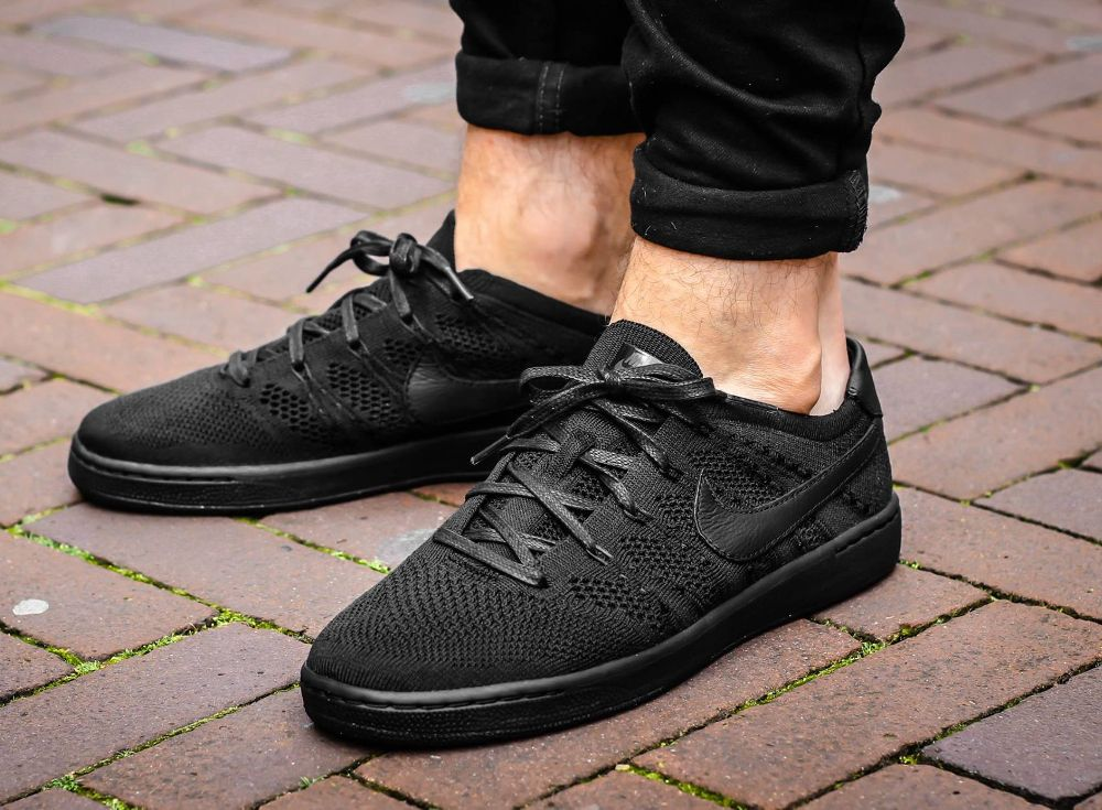 nike tennis classic ultra flyknit baskets basses homme