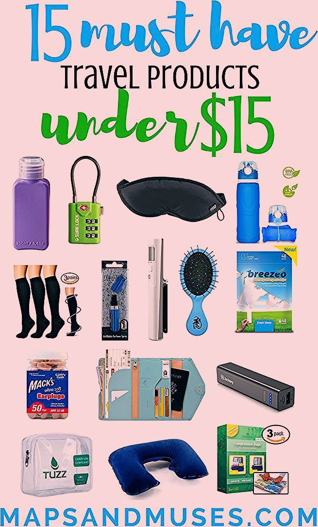 Photo of 15 Must Have Travel Products Under $15