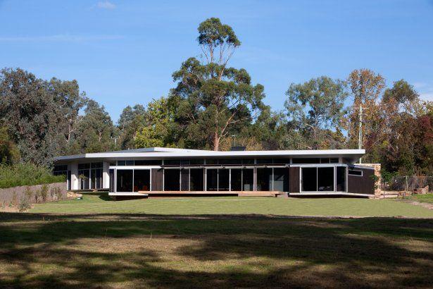 Project - Warrandyte residence - Architizer