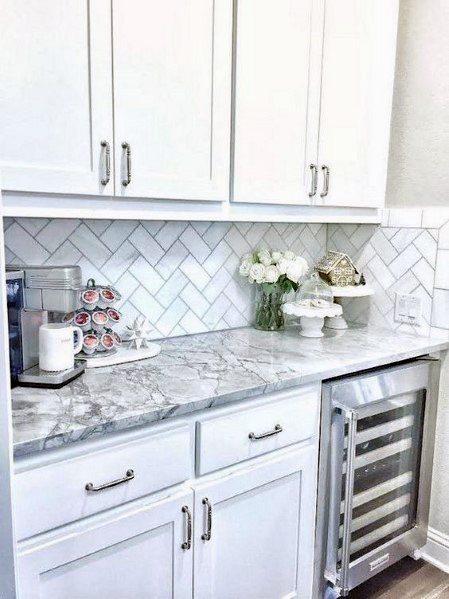 Kitchen White Backsplash Google Search Kitchen Renovation Cost Kitchen Cabinets Decor Kitchen Renovation