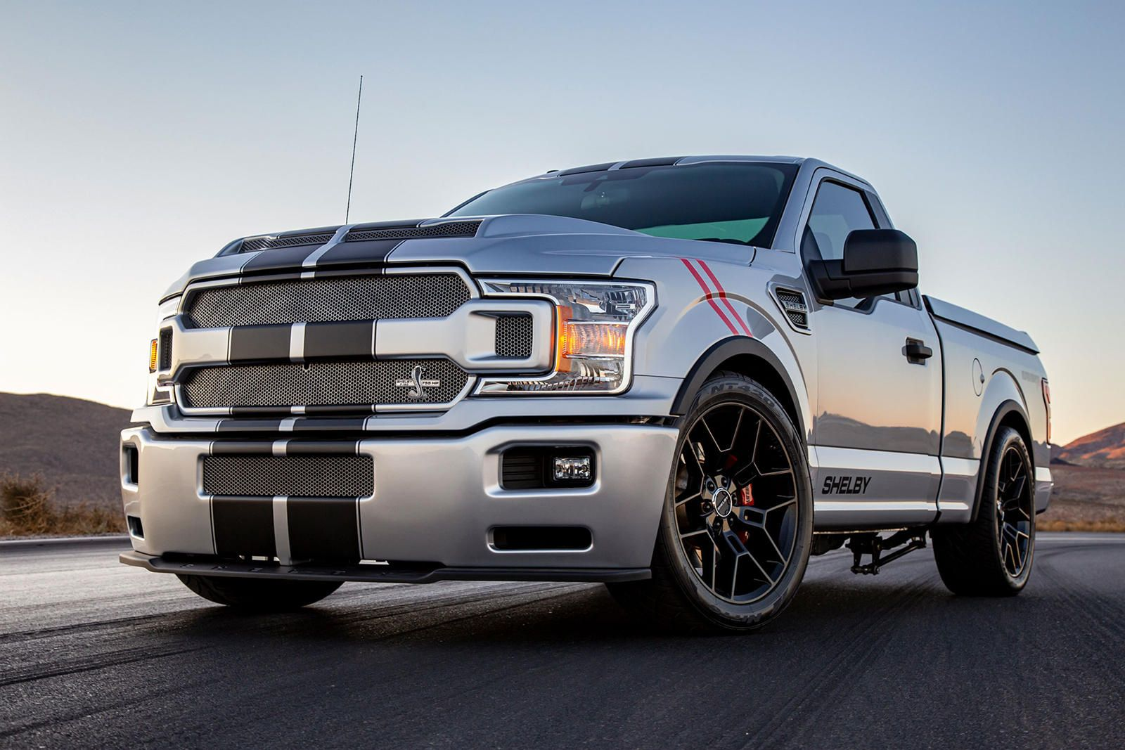 Shelby F 150 Super Snake Sport Has Made Production Super Snake