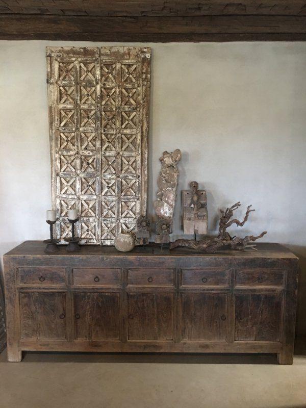 Photo of Beautiful old wooden door gate panel Wall panel panel …- Beautiful old wooden …